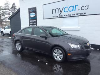 Used 2014 Chevrolet Cruze 1LT POWERGROUP, A/C, LOW MILEAGE!! for sale in Richmond, ON
