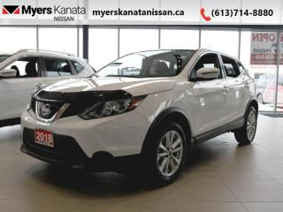 Used 2019 Nissan Qashqai S  - Heated Seats -  NissanConnect for sale in Kanata, ON