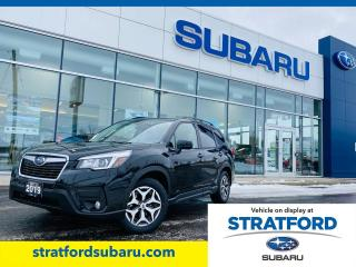 Used 2019 Subaru Forester TOURING for sale in Stratford, ON