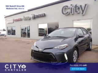 Used 2019 Toyota Corolla SE for sale in Medicine Hat, AB