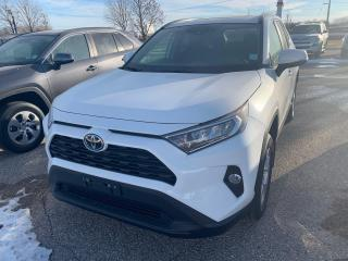 New 2021 Toyota RAV4 XLE AWD for sale in Portage la Prairie, MB