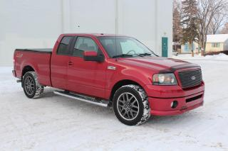 Used 2008 Ford F-150 XLT LOW KM FX2 PACKAGE for sale in Regina, SK