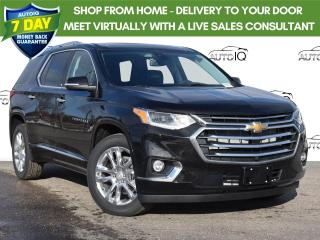 New 2021 Chevrolet Traverse High Country for sale in Tillsonburg, ON