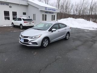 Used 2018 Chevrolet Cruze LS for sale in Amherst, NS