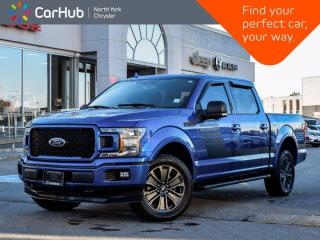 Used 2018 Ford F-150 XLT 4WD SuperCrew 5.5' Box Panoramic Roof Navigation for sale in Thornhill, ON