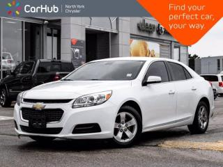 Used 2016 Chevrolet Malibu Limited LT Bluetooth AM/FM/SiriusXM A/C Cruise for sale in Thornhill, ON
