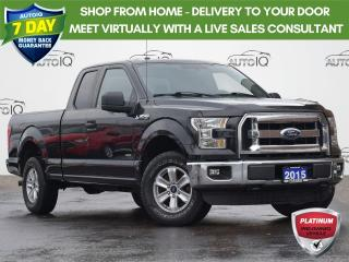 Used 2015 Ford F-150 SUPER CAB | XLT | 2.7L | 4X4 | 6.5' BOX | ONE OWNER | for sale in Waterloo, ON
