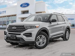 New 2021 Ford Explorer XLT for sale in Winnipeg, MB