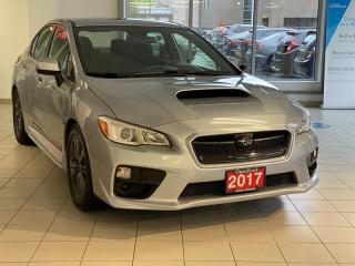 Used 2017 Subaru WRX 4Dr CVT for sale in Burnaby, BC
