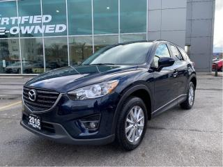 Used 2016 Mazda CX-5 GS FWD at BLIND SPOT / LOW LOW KMS! for sale in York, ON