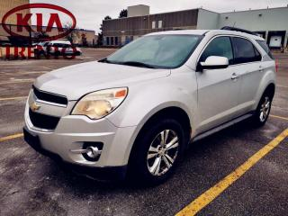 Used 2010 Chevrolet Equinox FWD 4dr 2LT/REAR CAMERA/SUNROOF/REMOTE STARTER/ for sale in North York, ON