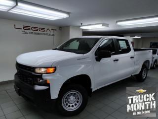 New 2021 Chevrolet Silverado 1500 Work Truck for sale in Burlington, ON