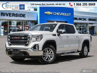 New 2021 GMC Sierra 1500 SLT for sale in Brockville, ON