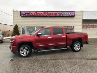 Used 2018 Chevrolet Silverado 1500 Z71 LEATHER for sale in Tilbury, ON