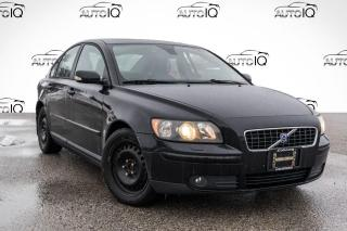 Used 2005 Volvo S40 2.4i **AS TRADED, YOU CERTIFY, YOU SAVE!!! for sale in Barrie, ON