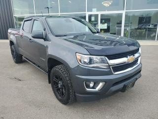 Used 2016 Chevrolet Colorado LT 2 NEW TIRES, Remote Start, Tonneau, Running Boards, Diesel!!!! for sale in Ingersoll, ON