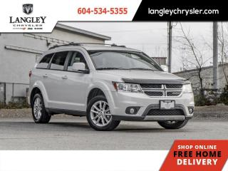 Used 2015 Dodge Journey SXT  Accident Free/ Remote Start/ Bluetooth for sale in Surrey, BC