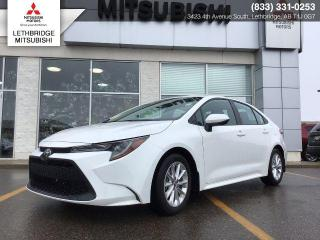 Used 2020 Toyota Corolla LE for sale in Lethbridge, AB