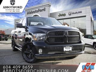 Used 2016 RAM 1500 Express  - Local - $165 B/W for sale in Abbotsford, BC