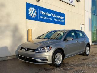 Used 2019 Volkswagen Golf COMFORTLINE - CERTIFIED / HEATED SEATS / CARPLAY for sale in Edmonton, AB