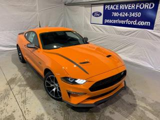 New 2021 Ford Mustang EcoBoost for sale in Peace River, AB