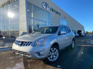 Used 2013 Nissan Rogue SL for sale in Edmonton, AB