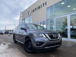 Used 2017 Nissan Pathfinder SL TECH PKG for sale in Edmonton, AB