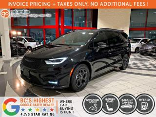 New 2021 Chrysler Pacifica Hybrid Touring L Plus for sale in Richmond, BC