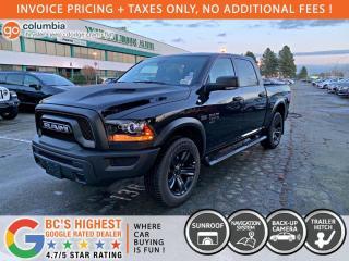 New 2021 RAM 1500 Classic Warlock for sale in Richmond, BC