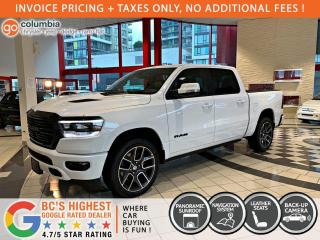 New 2021 RAM 1500 SPORT for sale in Richmond, BC