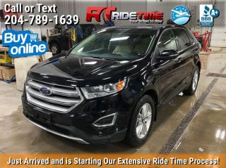 Used 2016 Ford Edge SEL for sale in Winnipeg, MB