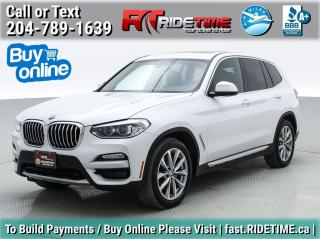 Used 2018 BMW X3 xDrive30i for sale in Winnipeg, MB