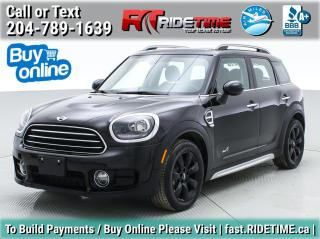 Used 2018 MINI Cooper Countryman Cooper for sale in Winnipeg, MB