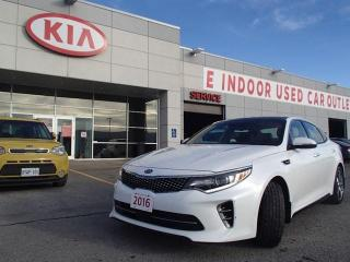Used 2016 Kia Optima OPTIMA SXL TURBO for sale in Nepean, ON
