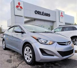 Used 2016 Hyundai Elantra GL for sale in Orléans, ON