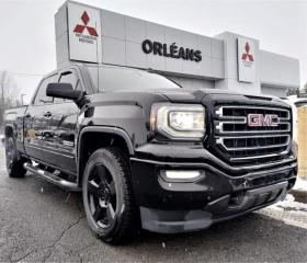 Used 2018 GMC Sierra 1500 SLE ELEVATION Z71 for sale in Orléans, ON