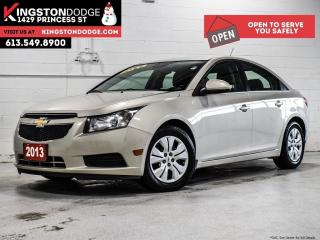 Used 2013 Chevrolet Cruze LT   Bluetooth   Cruise Control for sale in Kingston, ON