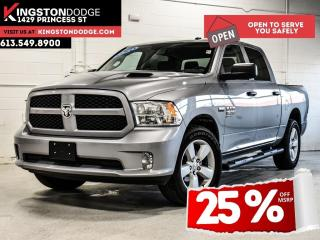 New 2020 RAM 1500 Classic Express | Remote Start | Heated Seats | Heated Ste for sale in Kingston, ON