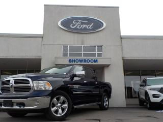 Used 2014 RAM 1500 SLT for sale in Mount Brydges, ON