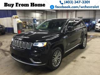 Used 2017 Jeep Grand Cherokee Summit for sale in Red Deer, AB