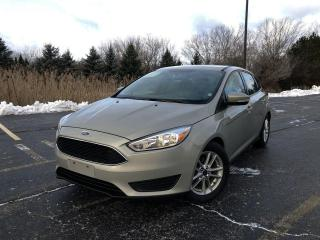 Used 2016 Ford Focus SE Hatchback FWD for sale in Cayuga, ON