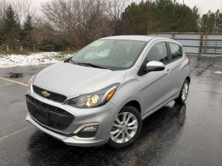 Used 2019 Chevrolet Spark 1LT for sale in Cayuga, ON