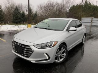 Used 2018 Hyundai Elantra Limited for sale in Cayuga, ON