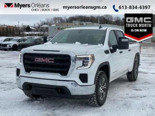 New 2021 GMC Sierra 1500 Base  - Bluetooth - SIriusXM for sale in Orleans, ON