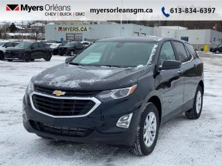 New 2021 Chevrolet Equinox LT  - Heated Seats - SIriusXM for sale in Orleans, ON
