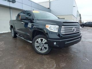 Used 2014 Toyota Tundra Platinum Edition**AS TRADED SPECIAL** for sale in North Battleford, SK