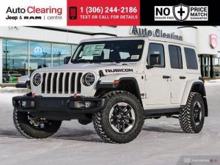 New 2021 Jeep Wrangler RUBICON for sale in Saskatoon, SK