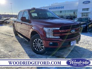 Used 2018 Ford F-150 Lariat ***PRICE REDUCED*** 3.5L, NAVIGATION, SUNROOF, LEATHER, BACK UP CAMERA, NO ACCIDENTS. for sale in Calgary, AB