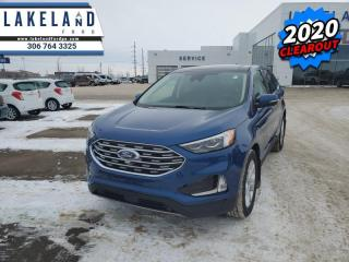 New 2020 Ford Edge Titanium  - Navigation - Cooled Seats - $283 B/W for sale in Prince Albert, SK