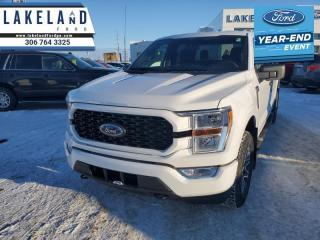 New 2021 Ford F-150 XL  - STX Package - Cruise Control - $317 B/W for sale in Prince Albert, SK